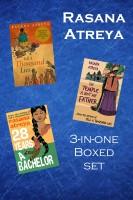 Rasana Atreya - Rasana Atreya's Boxed Set: Tell A Thousand Lies, The Temple Is Not My Father, 28 Years A Bachelor