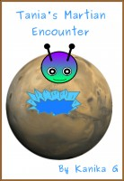 Tania's Martian Encounter cover
