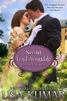 Lisa Kumar - Saving Lord Avingdale