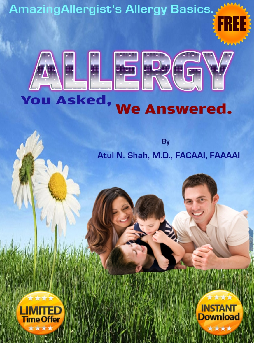 Smashwords – Allergy  You Asked, We Answered – a book by