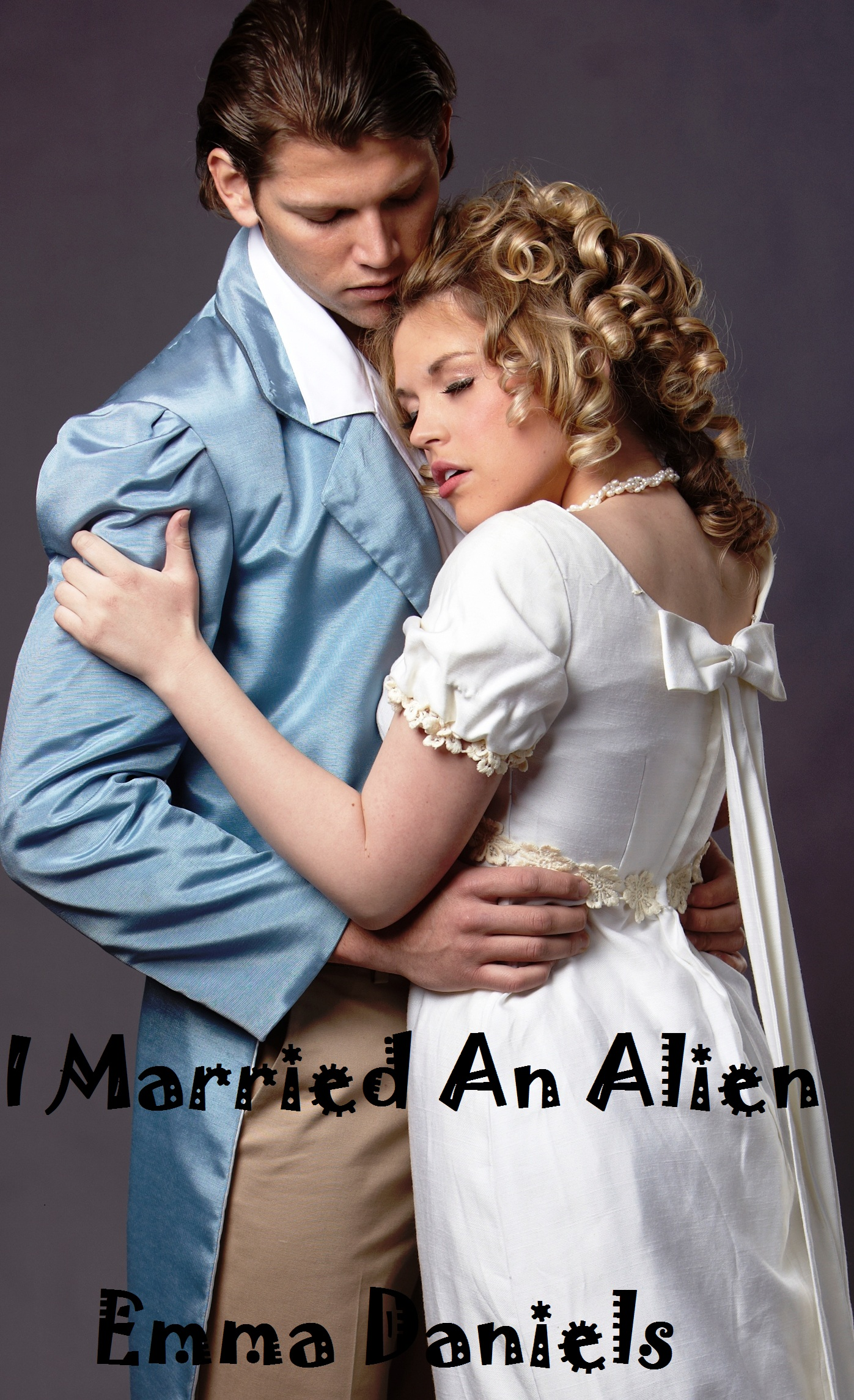 I Married An Alien The Treaty, Book 1 (sst-ccv)