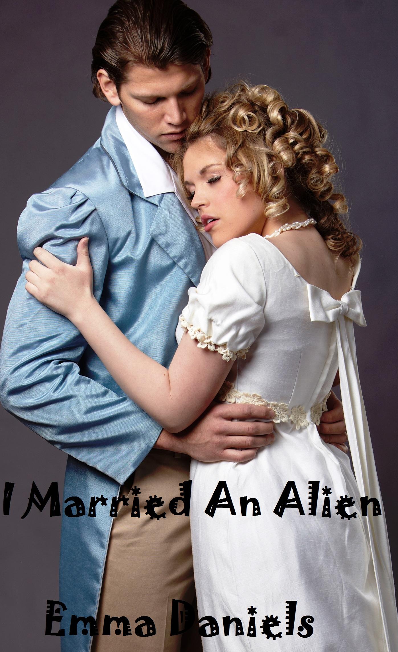 I Married An Alien The Treaty, Book 1 (sst-ccv)