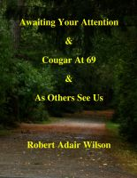 Robert Adair Wilson - Awaiting Your Attention & Cougar At 69 & As Others See Us
