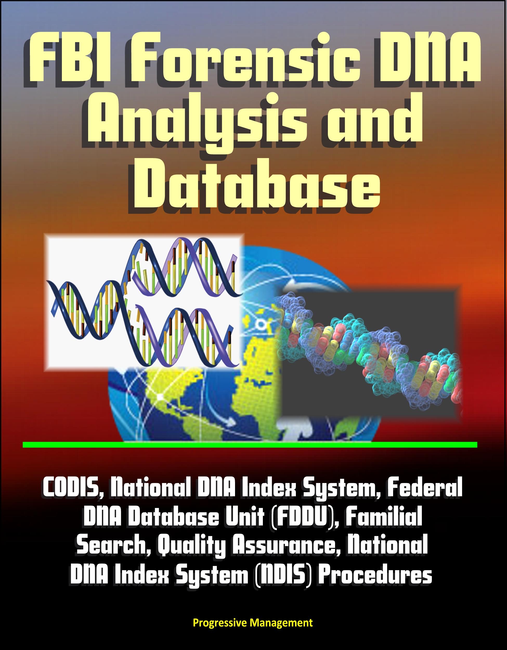 dna databases codis
