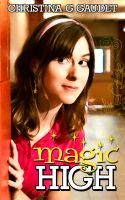 Cover for 'Magic High'