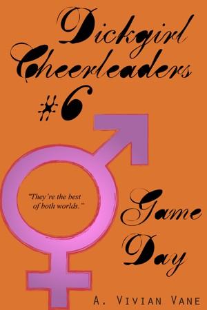 Dickgirl Cheerleaders #2: Horny Co-Eds