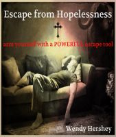 Cover for 'Escape from Hopelessness'