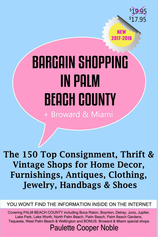 Smashwords – Bargain Shopping in Palm Beach County Plus Broward ...