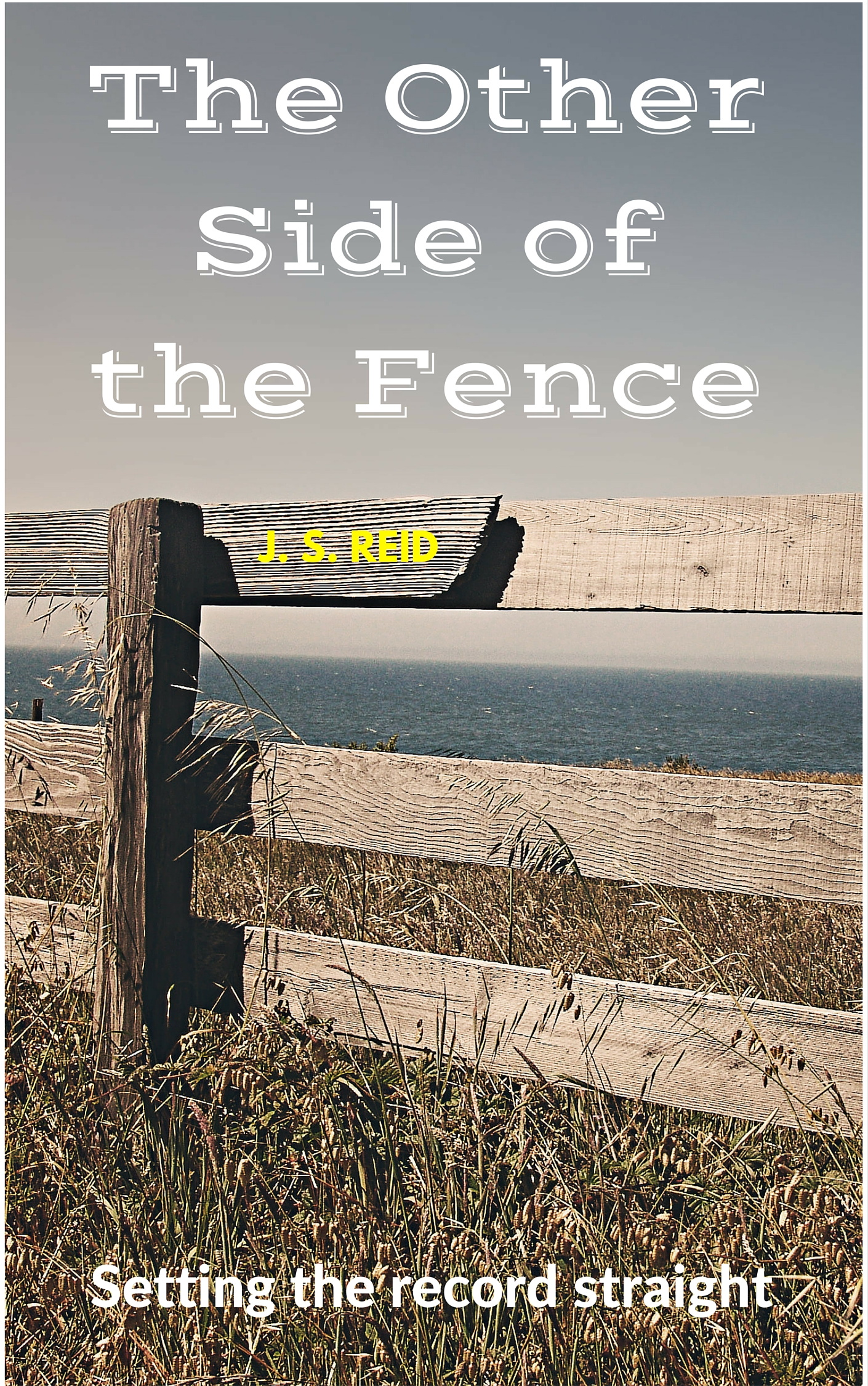 book study of the other side of the fence Book detail on the other side of the fence by gisela bierling this is an amazing study of historical events not widely publicized and the courageous people who.