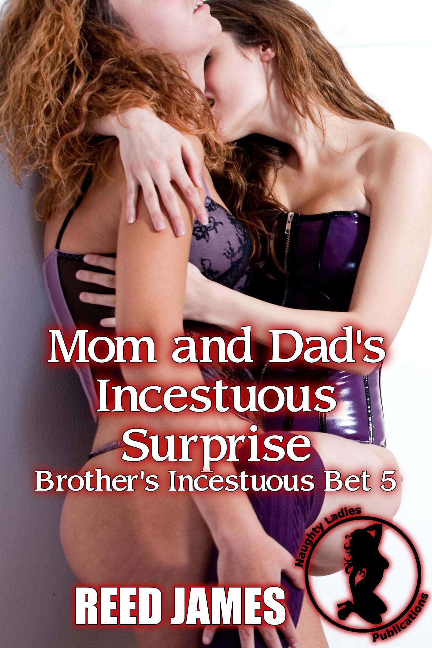Surprise mom incest captions are