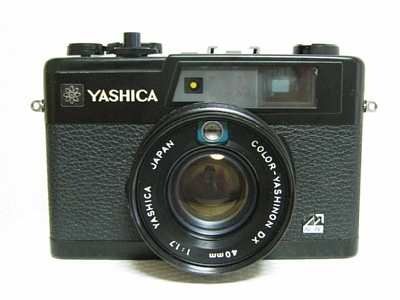 How to overhaul and repair Yashica electro 35 GX