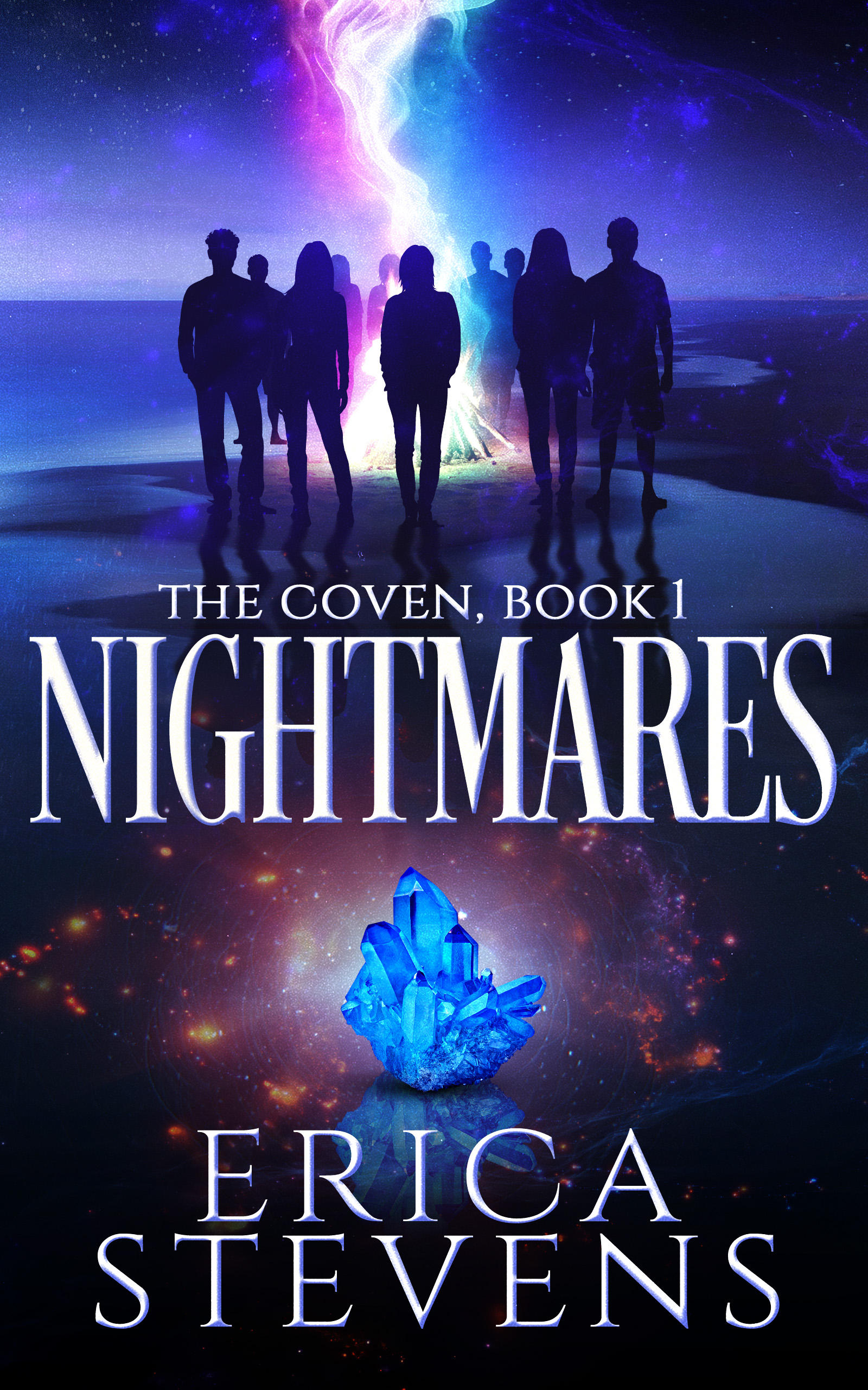 Nightmares (The Coven, Book 1) (sst-viii)