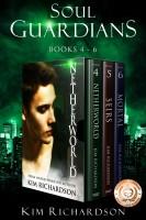 Kim Richardson - Soul Guardians 3-Book Collection: Netherworld #4, Seirs #5, Mortal #6