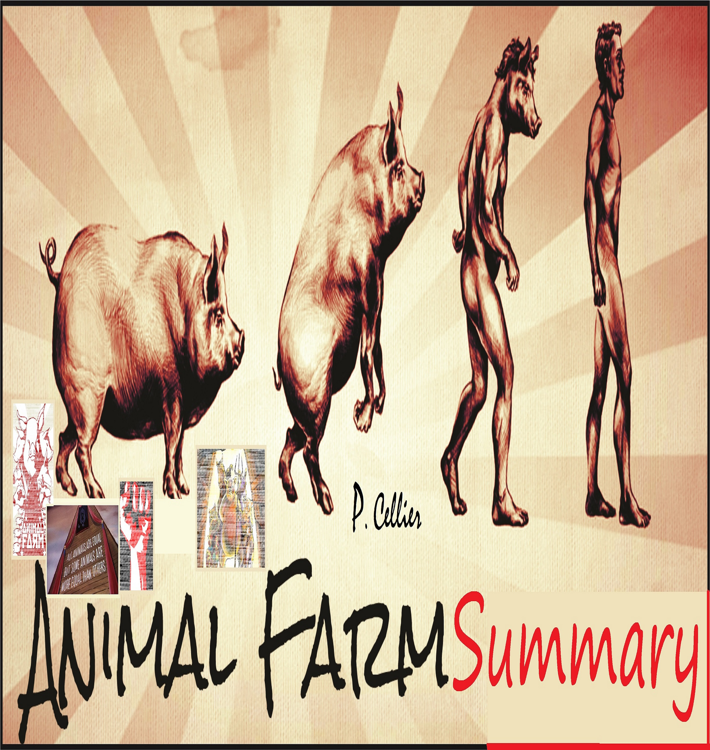 Smashwords Animal Farm Summary A Book By P Cellier