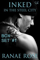 Ranae Rose - Inked in the Steel City Series Box Set #1: Books 1-3