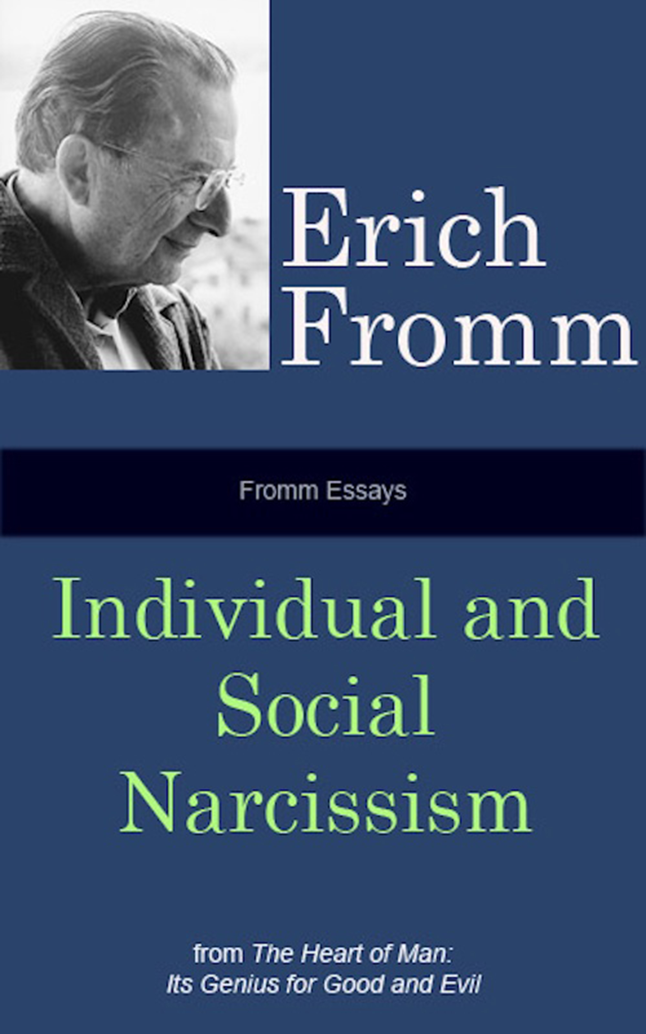 on narcissism essay