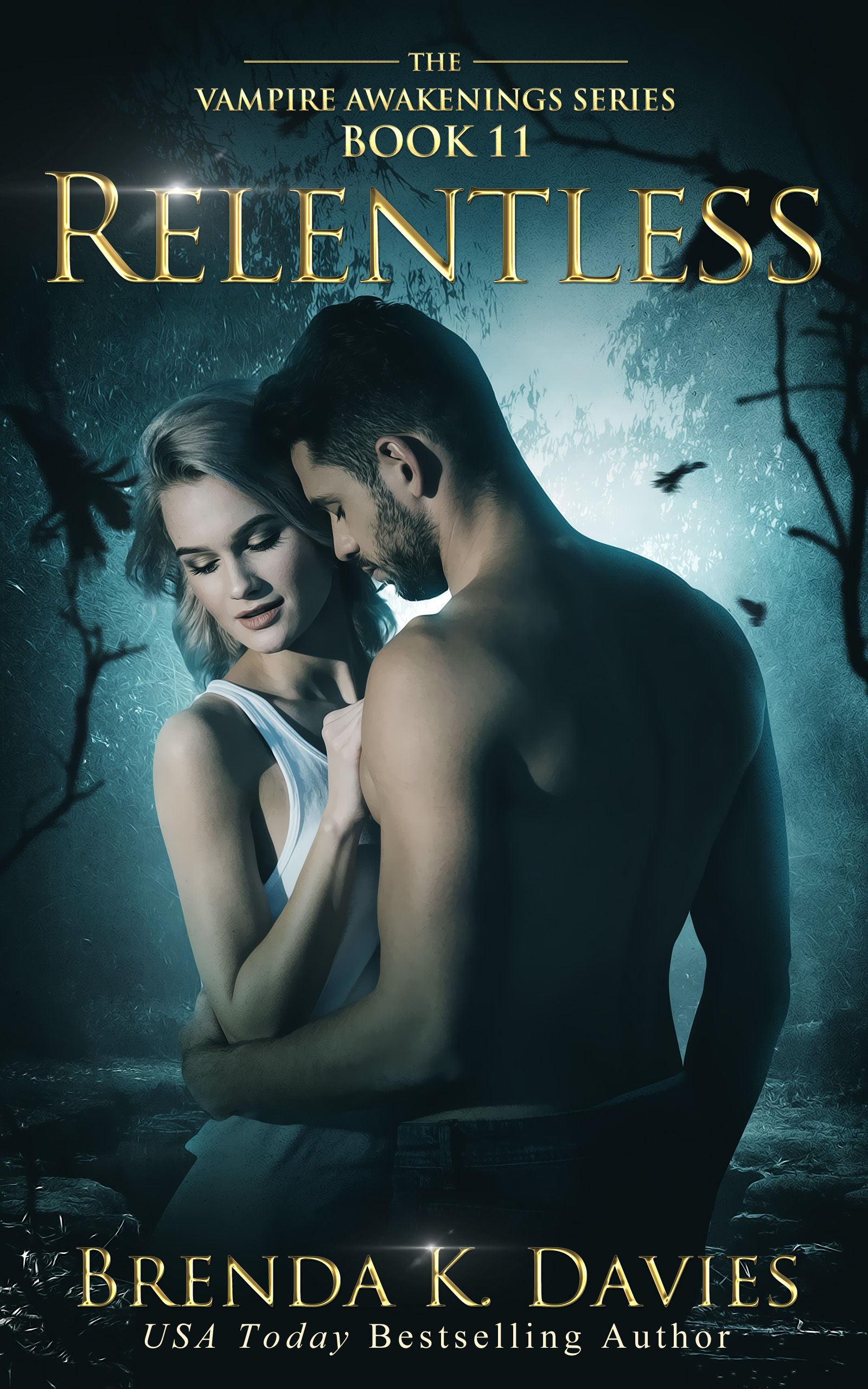 Smashwords Relentless Vampire Awakenings Book 11 A Book By Brenda K Davies