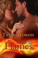 Cover for 'Dying Flames'