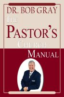 Cover for 'The Pastor's Manual'
