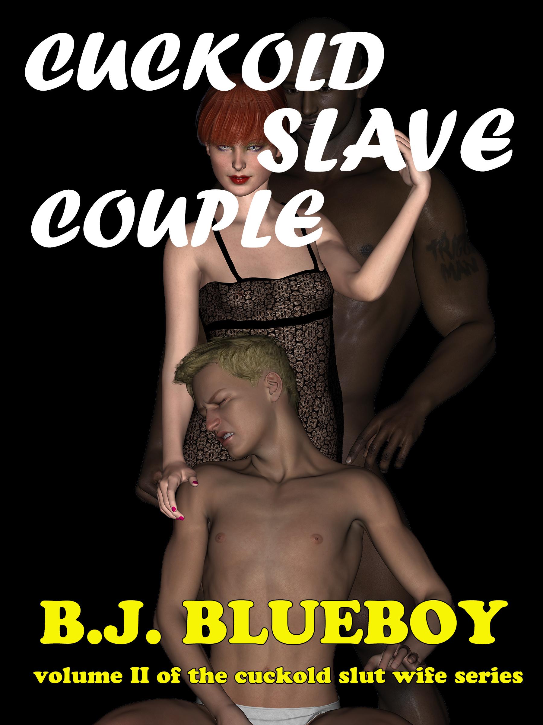 white sissyboy slave to black master
