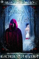 Cover for 'Savage Winter'