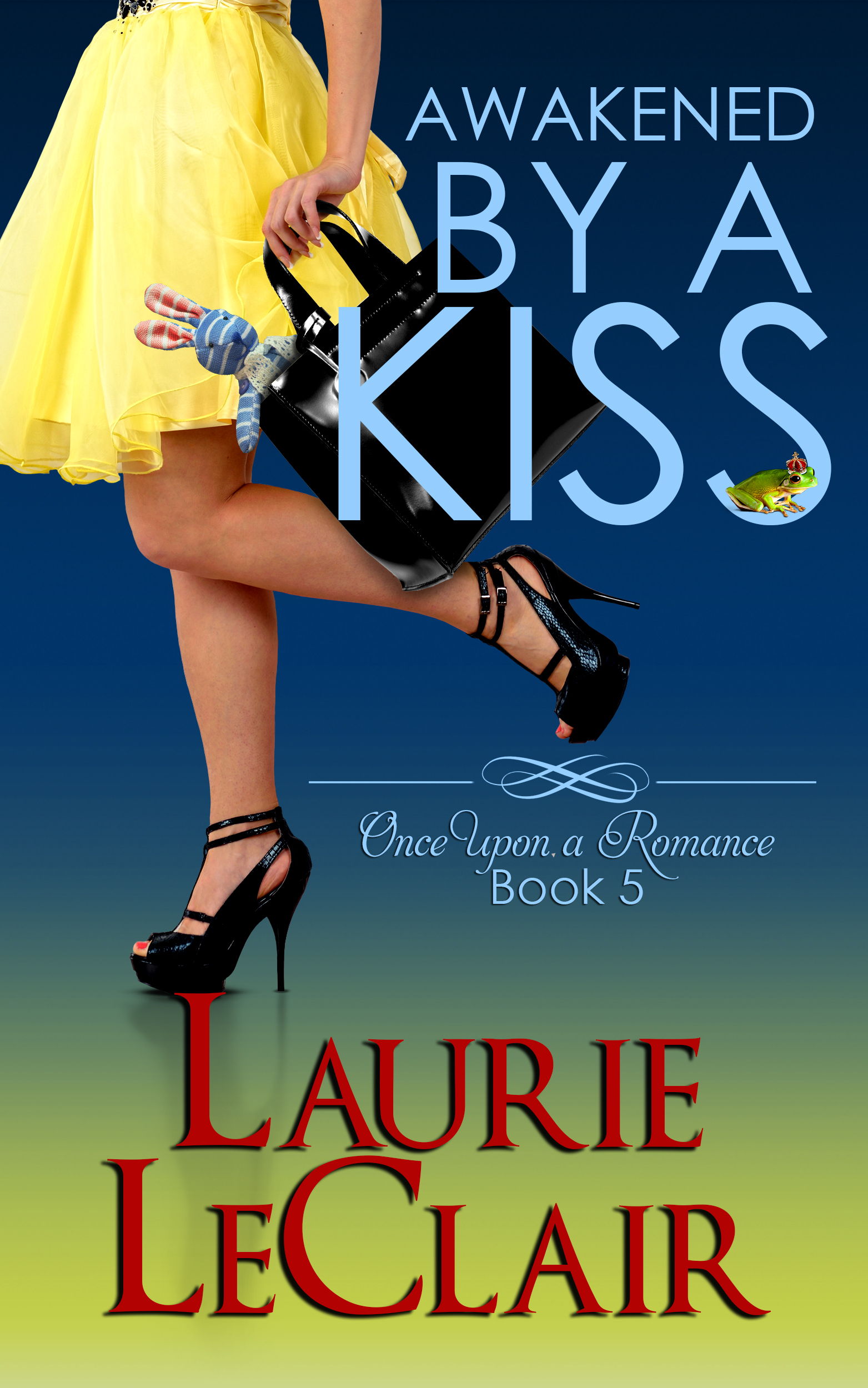 awakened by a kiss by laurie leclair online read