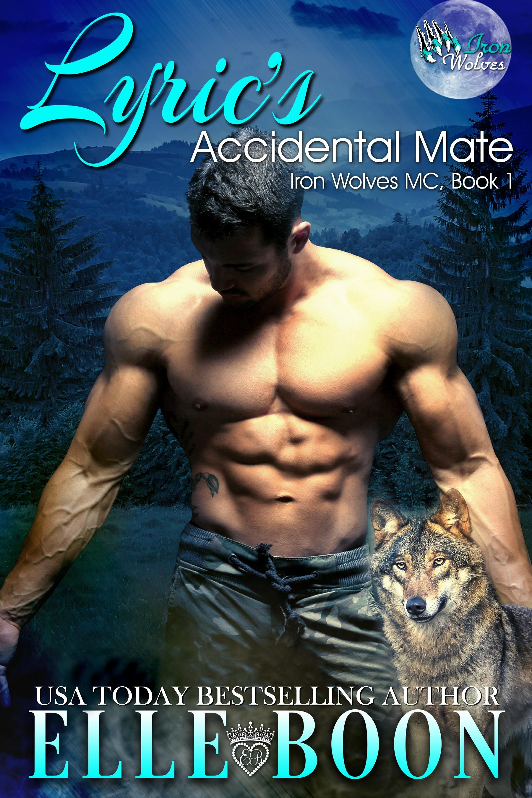 Smashwords – Lyric's Accidental Mate, Iron Wolves MC Book 1 – a book