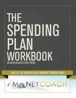 iMoneyCoach - The Spending Plan