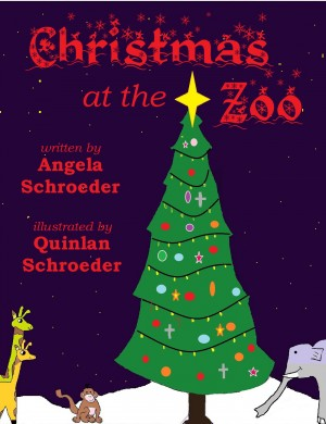 Christmas At The Zoo.Smashwords Christmas At The Zoo A Book By Angela Schroeder