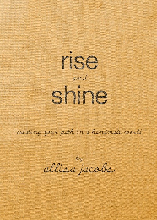 smashwords rise shine a book by allisa jacobs
