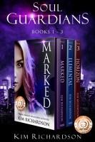 Kim Richardson - Soul Guardians 3-Book Collection: Marked #1, Elemental #2, Horizon #3