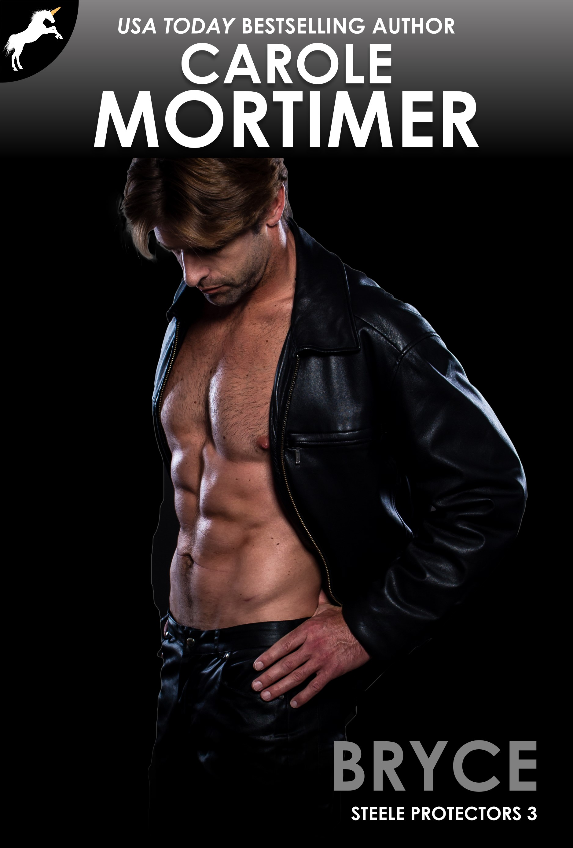 Bryce (Steele Protectors 3), an Ebook by Carole Mortimer
