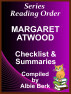 Margaret Atwood - Series Reading Order - with Summaries & Checklist by Albie Berk