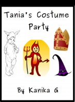Tania's Costume Party cover