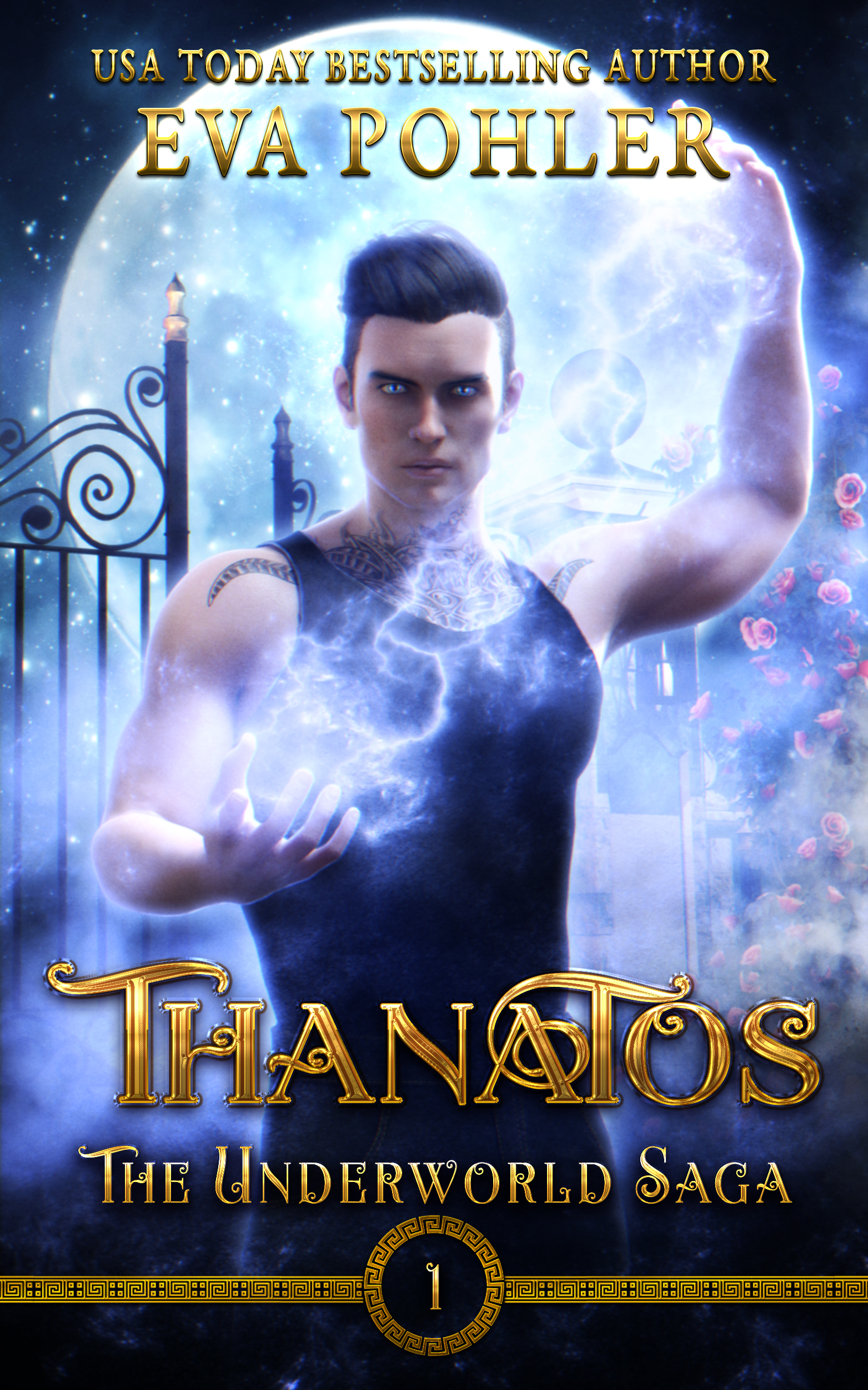 Thanatos Series: The Underworld Saga, Book 1