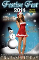 Cover for 'Festive Fest - 2011'