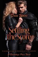 Dani Wade - Settling The Score