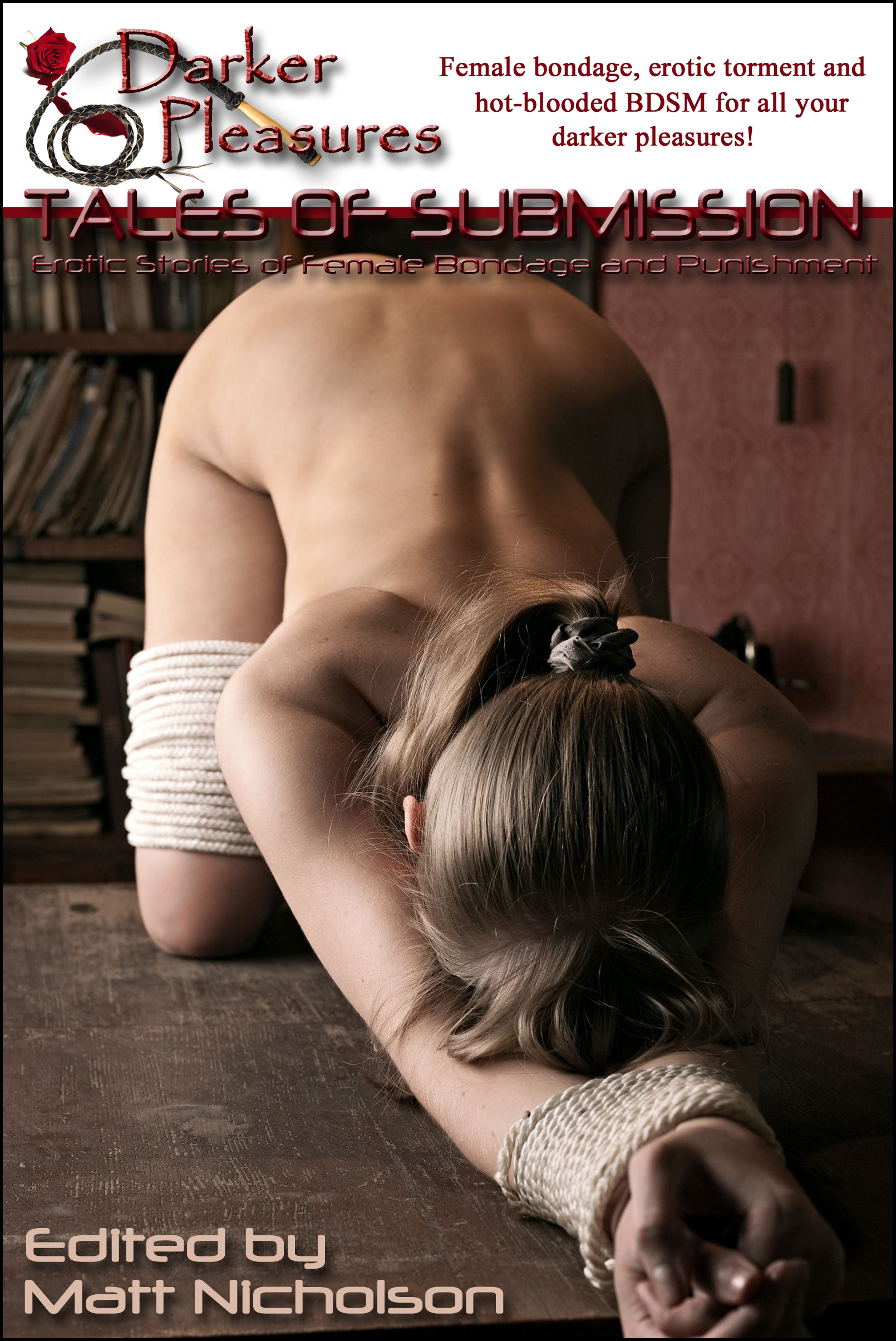 Smashwords  Tales Of Submission Erotic Stories Of Female Bondage And Punishment  A Book By -6464