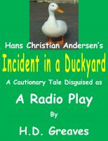 H.D. Greaves - Incident in a Duckyard