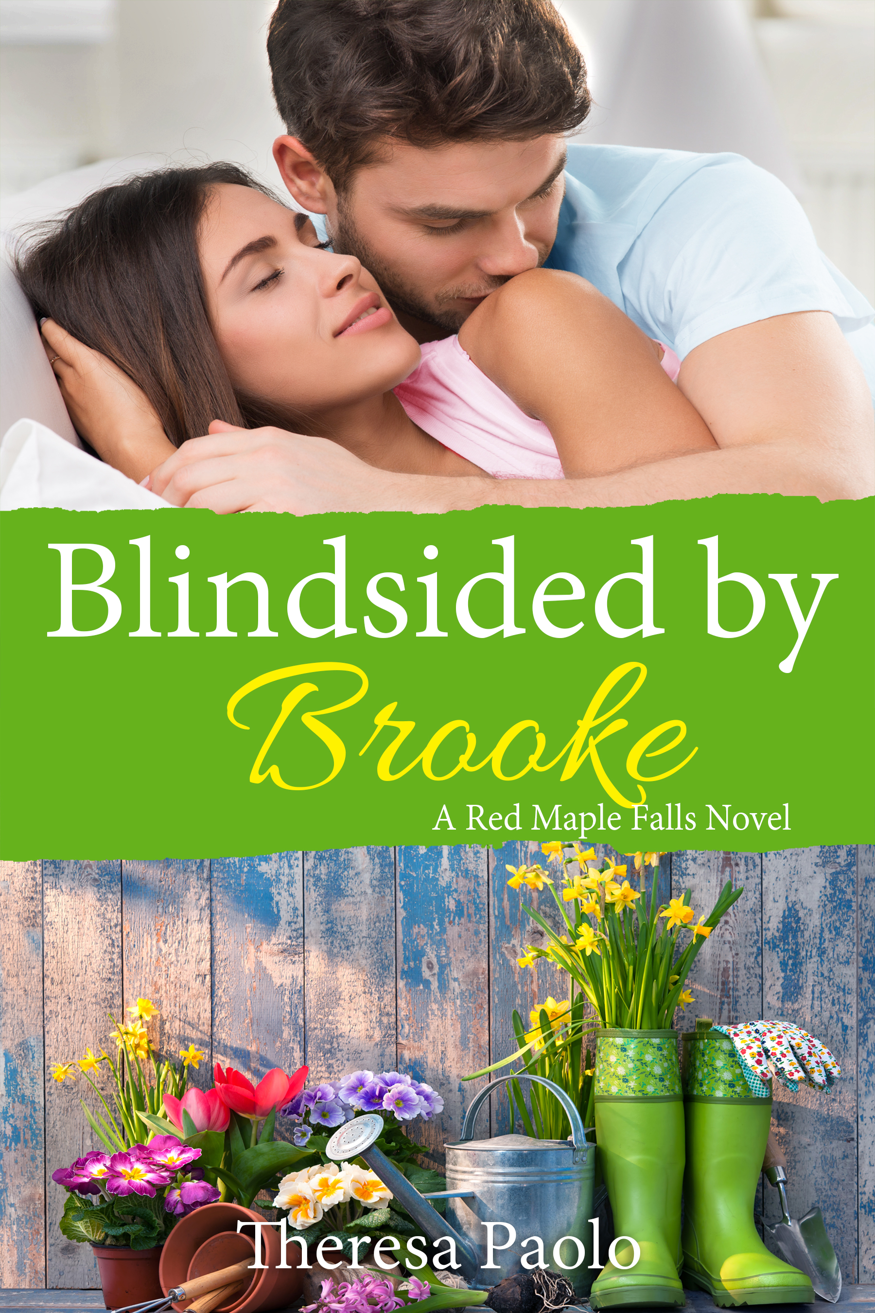 Blindsided by Brooke (sst)