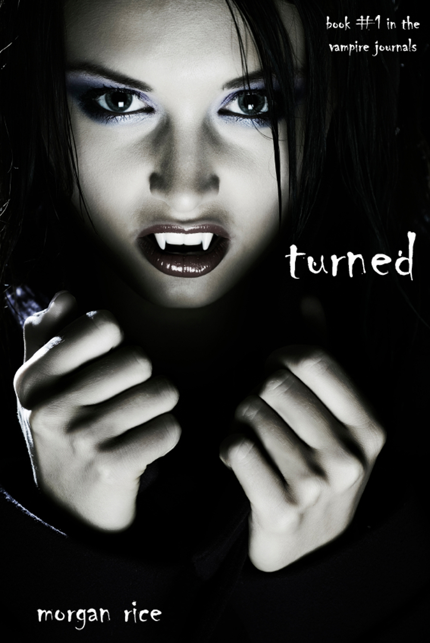 Turned Book 1 In The Vampire Journals By Morgan Rice