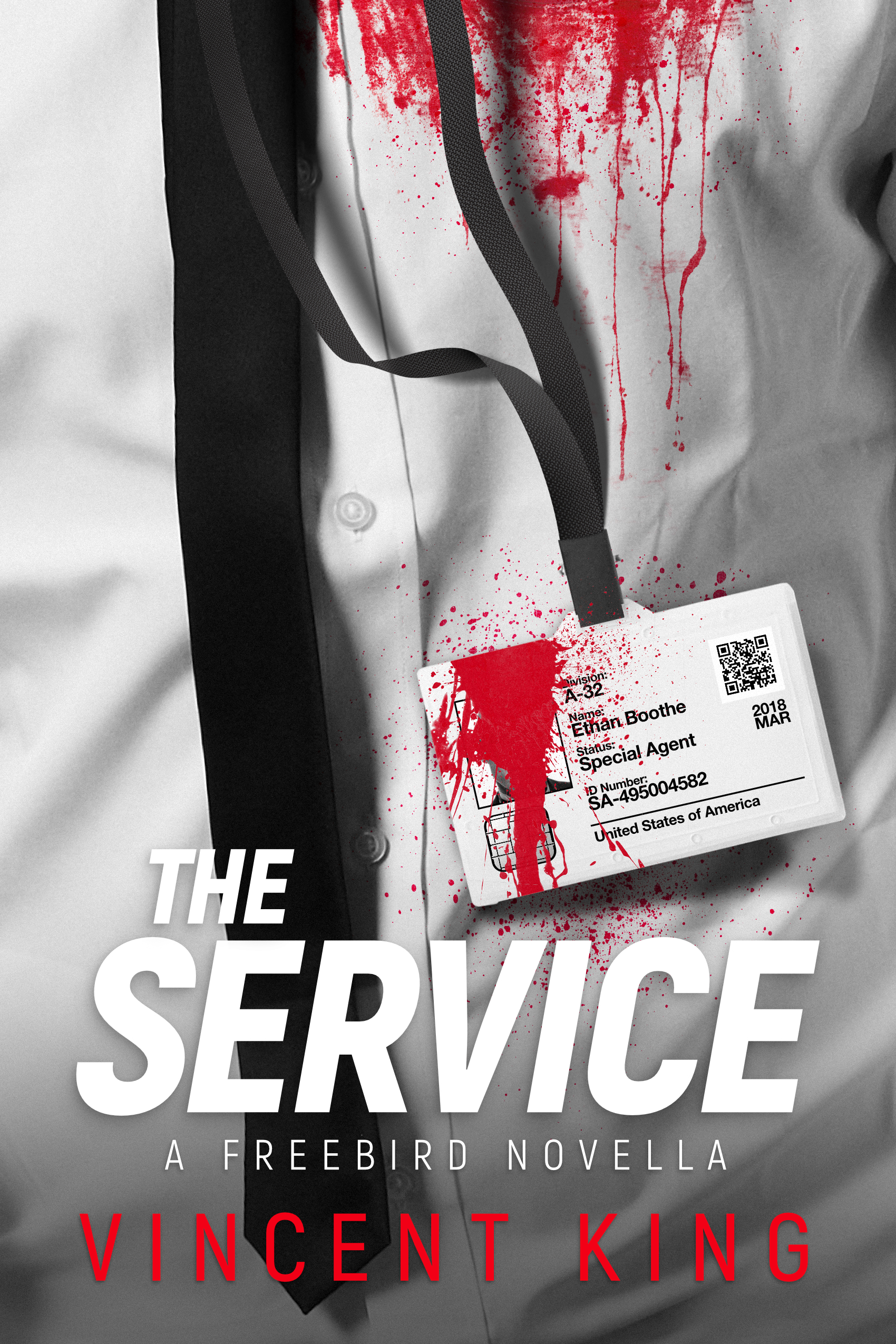 #freebooks – Freebird: The Service, a FREE Ebook by Vincent King