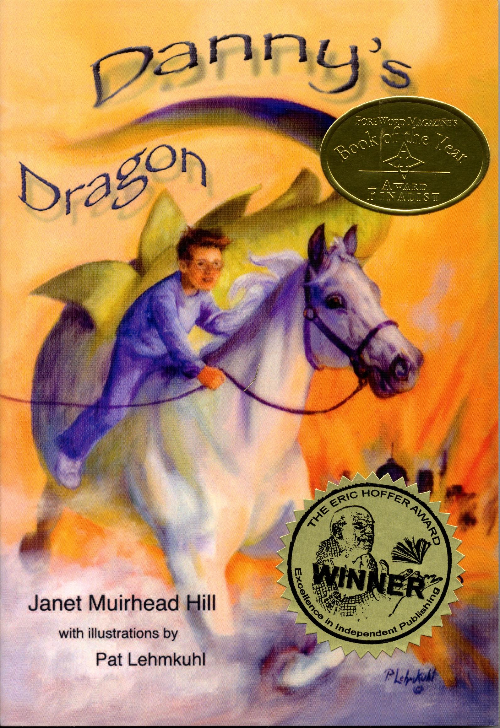 Dannys Dragon Goes To School