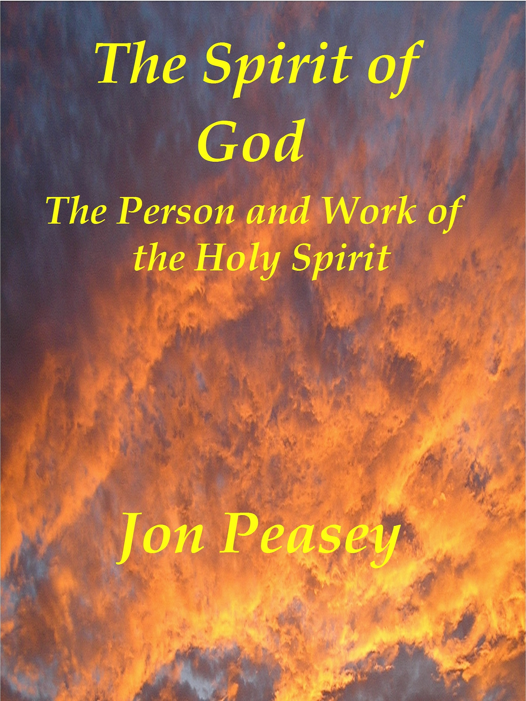 the person work of the holy spirit in new testament essay