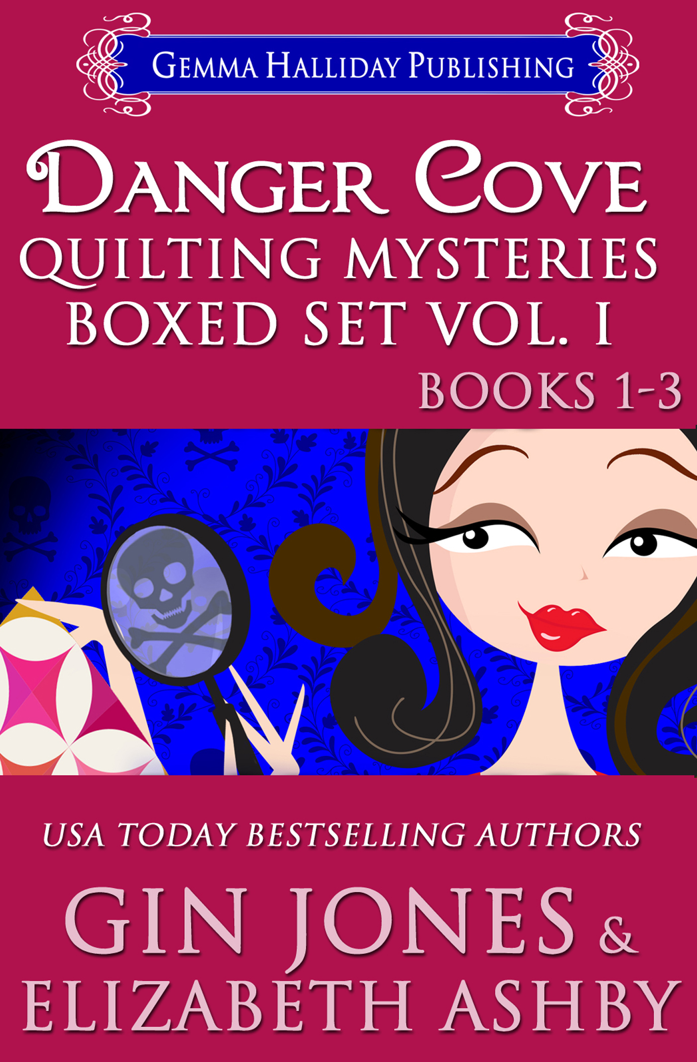Smashwords – Danger Cove Quilting Mysteries Boxed Set Vol I (Books ... : quilting mysteries - Adamdwight.com