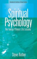Cover for 'Spiritual Psychology'