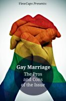 BookCaps - Gay Marriage: The Pros and Cons of the Issue