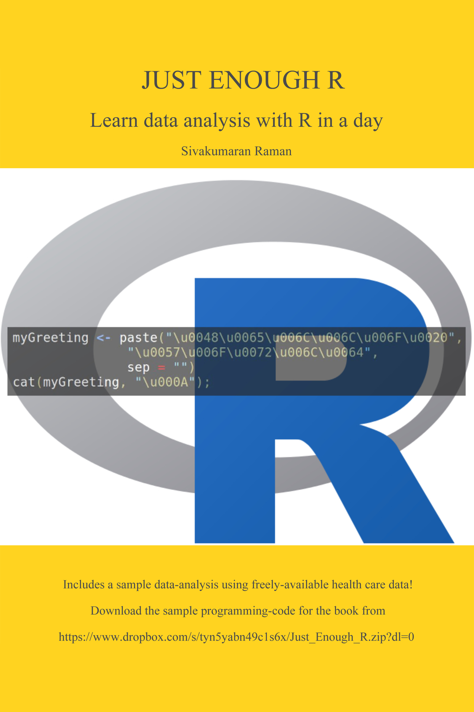 Smashwords – Just Enough R: Learn Data Analysis with R in a