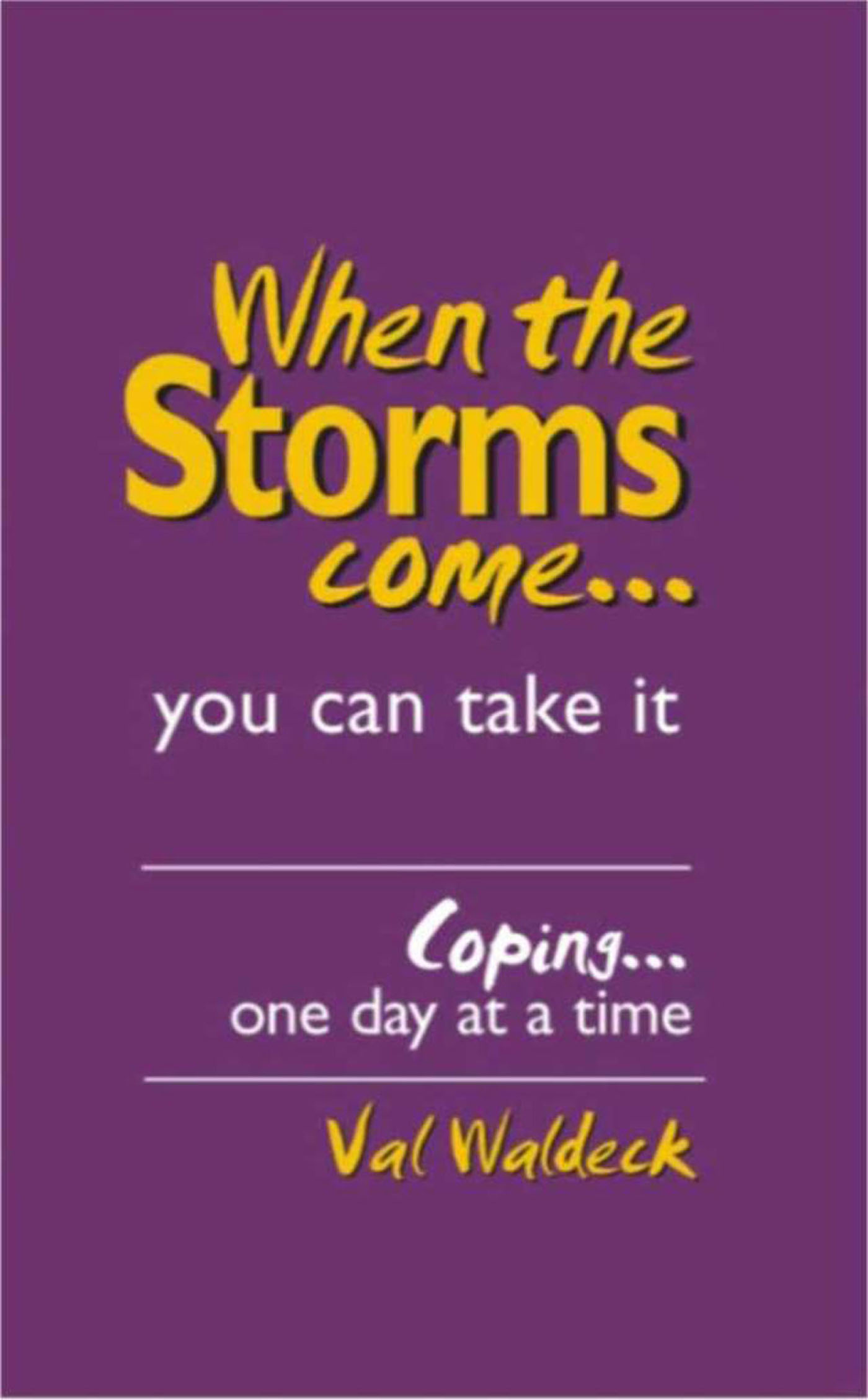 When The Storms Come (sst-cccxxxvi)