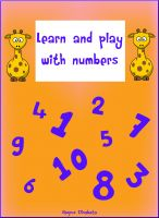 Sarah Davis - Learn And Play With Numbers